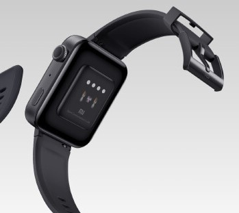 Xiaomi「Mi Watch」の心拍センサー
