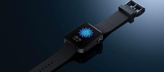Xiaomi「Mi Watch」の細部