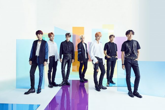 BTS(防弾少年団)、ニューシングル「Bird/FAKE LOVE/Airplane pt.2」を発売決定