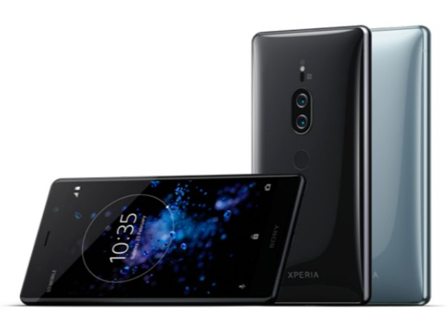 ソニーが新型スマホ「Xperia XZ2 Premium」を発表!デュアルカメラと4K液晶を搭載
