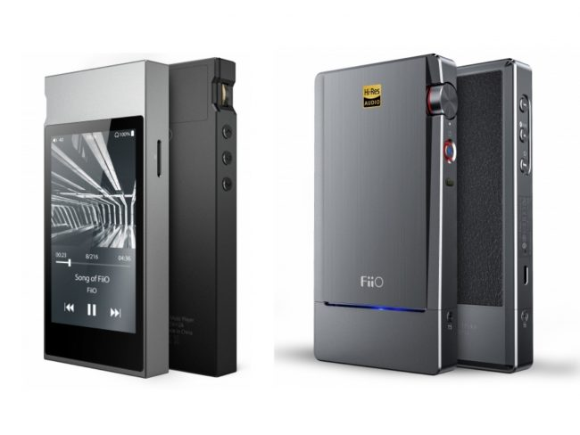 FiiOのオーディオプレーヤー「M7」とヘッドホンアンプ「Q5」が発売!