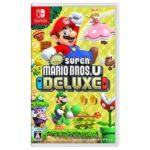 Nintendo Switch用「New スーパーマリオブラザーズ U デラックス」が発売!キノピコとトッテンが操作キャラに