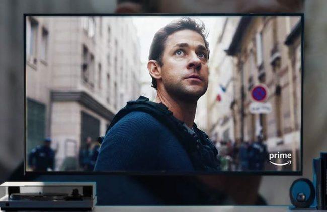 「Fire TV Stick 4K」の使用イメージ