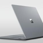 クラムシェル型ノートPC「Surface Laptop」が発売決定!