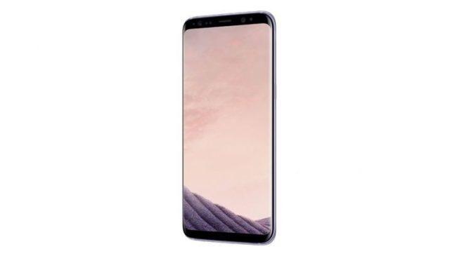 フレームを極限までそぎ落とした「Galaxy S8」「Galaxy S8+」がauから発売