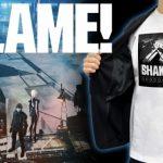 劇場アニメ『BLAME!』の手帳型スマホケースやTシャツなどの申込受付がスタート!