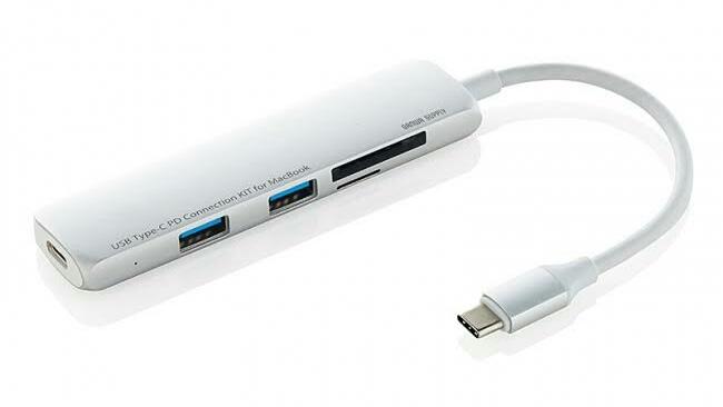 サンワ、使いながら充電もできるUSB Type-Cハブ2種を発売