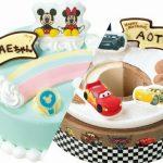 サーティワン、「ミッキー・ミニー」と「カーズ」の新作アイスケーキを発売