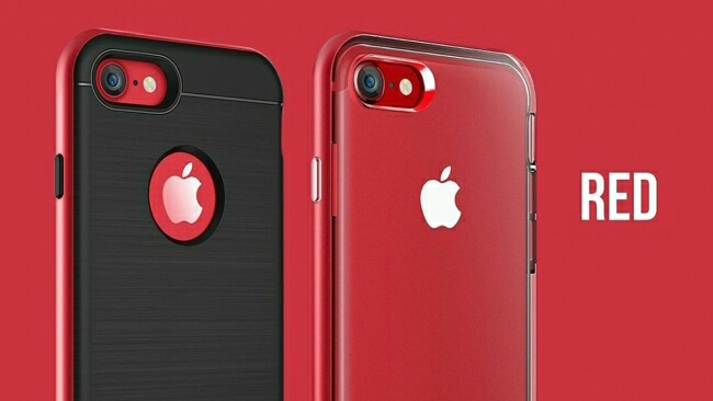 VRS DESIGN社製のシンプルな耐衝撃iPhoneケースに新色レッドが登場!