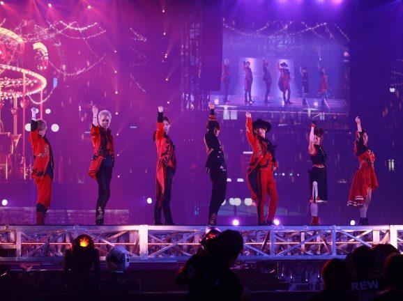 AAA初のドーム公演がライブDAMの「LIVEカラオケ」で配信決定!