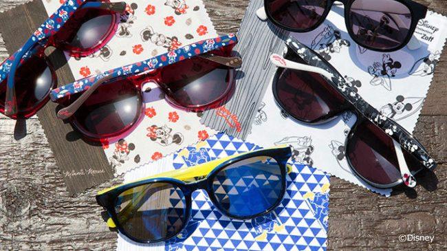 Zoffからディズニーの人気キャラがデザインされたサングラスが今年も登場!