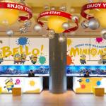 USJの「ホテル ユニバーサル ポート」でミニオンが大あばれ!新たな装飾がスタート