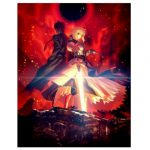 「Fate/Zero Blu-ray Disc Box」のジャケットがついに公開!