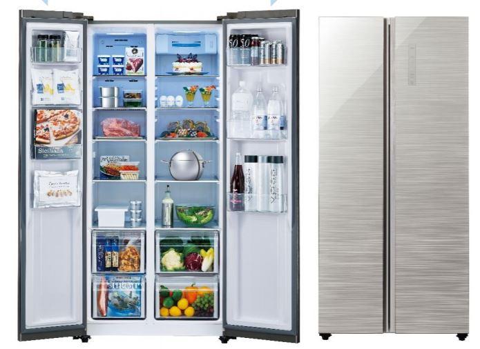 欧米スタイルの冷蔵庫「パノラマ・オープン」がオシャレで使いやすい