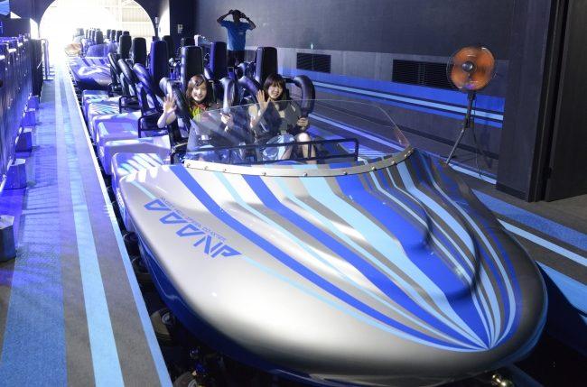 富士急に加速度世界一の「ド・ドドンパ」がオープン!発射直後時速180kmに
