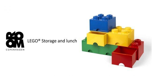 公式グッズ「レゴストレージ」が日本でも発売!レゴの形をした収納棚