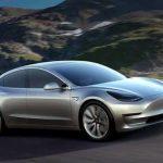 テスラの新型電気自動車「Model 3」は7月28日納車開始に決定!