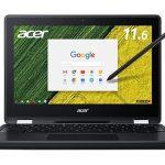 Acer、リアカメラも搭載した11.6型「Chromebook Spin 11」を発売