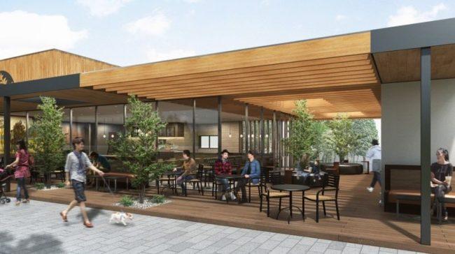 県庁所在地最後のスターバックス「山口市中央公園店」がオープン!