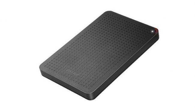 バッファロー、ポータブルSSD「SSD-PLU3シリーズ」3製品を値下げ