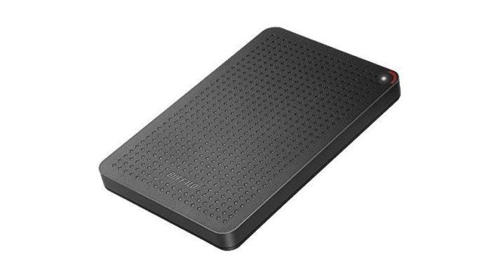 ポータブルSSD「SSD-PLU3シリーズ」