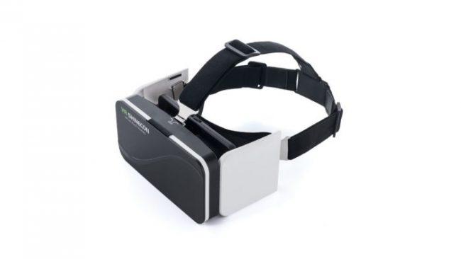 折りたたんで持ち運べるVRゴーグル「400-MEDIVR6」が発売