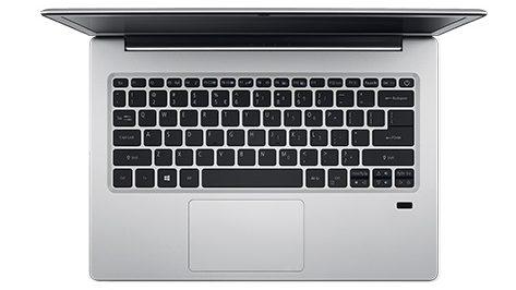 モバイルノートPC「Swift 1」のキーボード