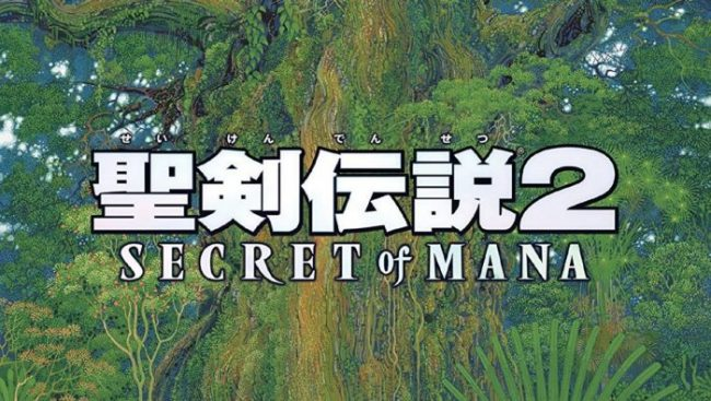 PS4/PS Vita「聖剣伝説2 シークレット オブ マナ」予約受付開始!