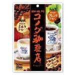 コメダ秘伝のコーヒー豆エキスを使用した「コメダ珈琲店キャンデー」が登場