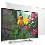 簡単に取付けられる大型液晶テレビ保護パネル「200-CRT022」が発売