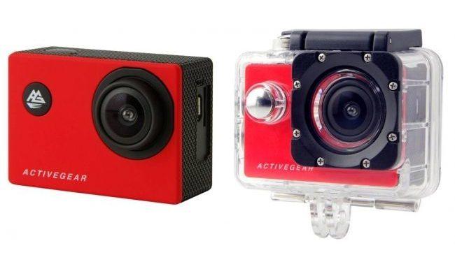 ドン・キホーテ、激安アクションカム「アクティブギア フルHDカメラ」を発売