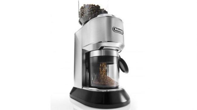 デロンギ、ワイドレンジ対応の「デディカ コーン式コーヒーグラインダー」を発売