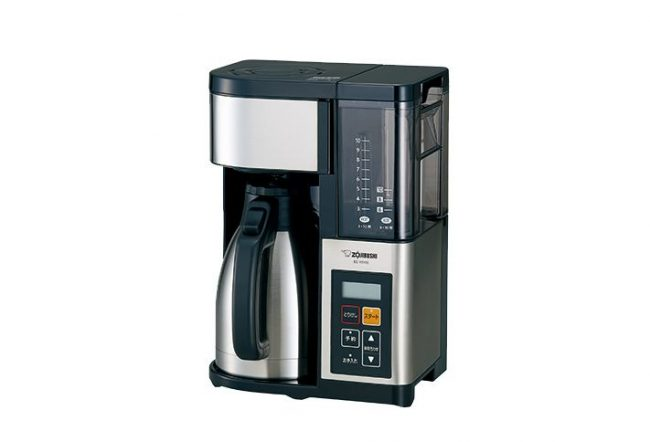象印、大容量タイプのコーヒーメーカー「珈琲通EC-YS100」を発売