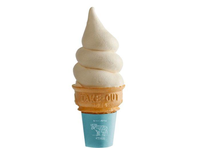 SNSで話題の生クリーム専門店「ミルク」が原宿と新宿にオープン!
