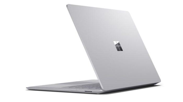 マイクロソフト Surface Laptop