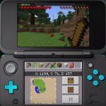 Newニンテンドー3DS版「Minecraft」が今日配信開始!2画面で遊びやすい