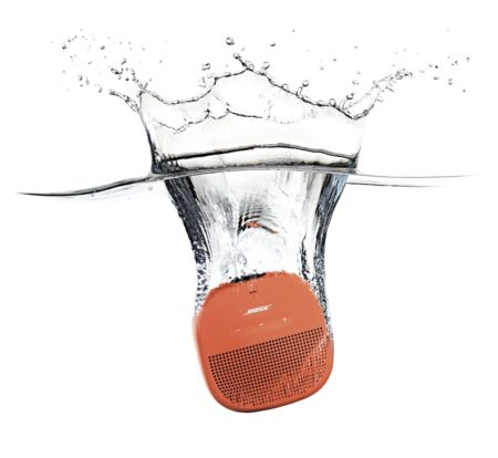 SOUNDLINK® MICRO BLUETOOTH SPEAKERの防水性
