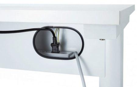 ERD-GA8070Wのケーブル収納ボックス