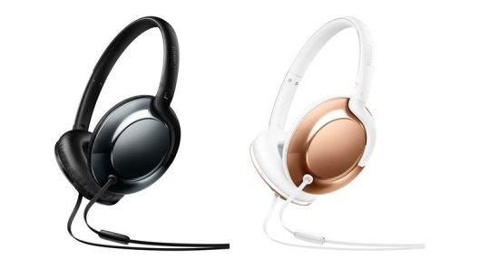 フィリップス、スタイリッシュなデザインのヘッドフォン「SHL4805」が発売