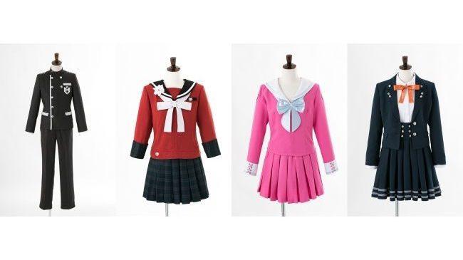 気軽にコスプレできる「ニューダンガンロンパV3」の衣装が発売決定!