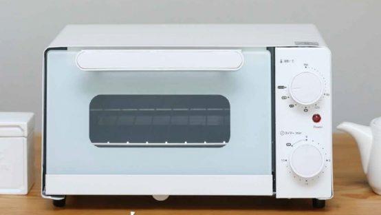 水でおいしく蒸し焼くオーブン型スチームロースター「AQS-1036」が発売!