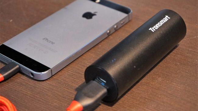 世界最小クラスのモバイルバッテリー「Tronsmart Bolt 5000mAh」が発売!