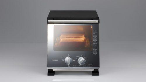 ツインバード スリムオーブントースターの使用時
