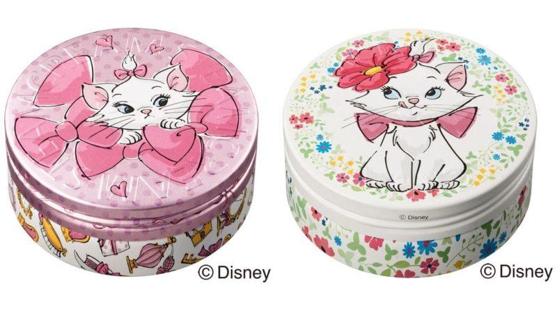 保湿クリーム「スチームクリーム」のディズニーデザイン缶に「マリー」が登場