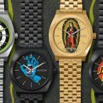 NIXONが「SANTA CRUZ SKATE BOARDS」とのコラボ腕時計を発売!