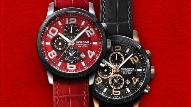エンジェルクローバーの2017年秋冬新作腕時計「ルーチェ」が発売!秒ディスクを採用