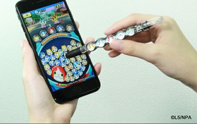 スマホタッチペン「Su-Pen」に「妖怪ウォッチ ぷにぷに」モデルが登場