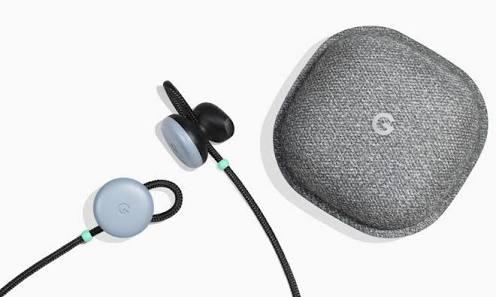 Googleアシスタント搭載ワイヤレスイヤホン「Pixel Buds」が登場!