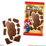 チョコをパキパキ割ってキャラを取り出す「スーパーマリオ キャラパキ」が発売