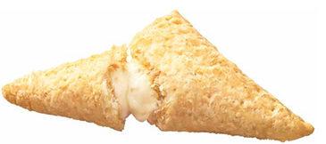 「三角チョコパイ 白」の画像